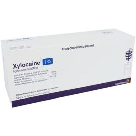 XYLOCAINE 1% PLN 2ml POLY product photo