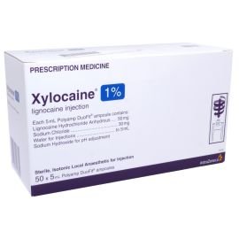 XYLOCAINE 1% PLN 5ml POLY product photo
