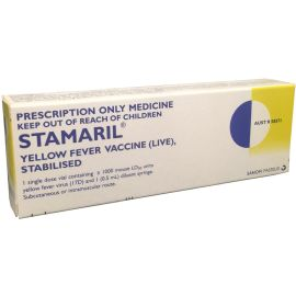 STAMARIL YELLOW FEVER VACCINE product photo