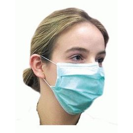 FACE MASK PROSHIELD EAR LOOP FLUID RESIS (50) product photo