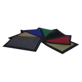 FLOOR MAT STAYDRY LOW PROFILE BLUE 90x150cm product photo