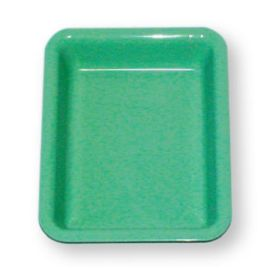 TRAY DRESSING AUTOPLAS 220x140x20mm GREEN (10) product photo