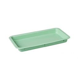 TRAY DRESSING AUTOPLAS 245x195x50mm GREEN (10) product photo