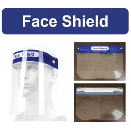 FACE SHIELD CLEAR  product photo