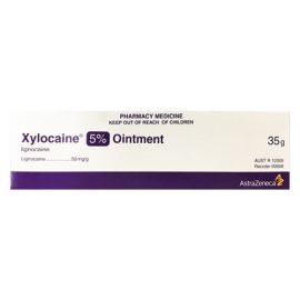 Xylocaine Ointment product photo