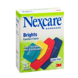 NEXCARE BRIGHT STRIPS [25] product photo