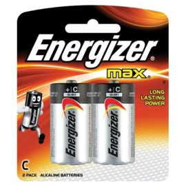 BATTERY C ENERGIZER (2) product photo