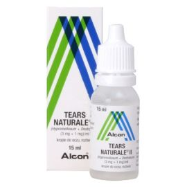 TEARS NATURALE 15ml product photo