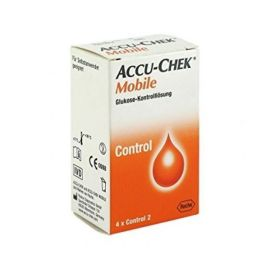 ACCU-CHEK MOBILE CONTROL SOLUTION product photo