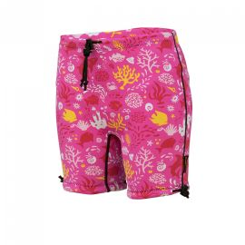 KIDS TOGGLZ SWIM SHORT 12-14 61cm/24in S/PINK product photo