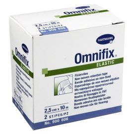 OMNIFIX ELASTIC 2.5cmx10 m (2) product photo