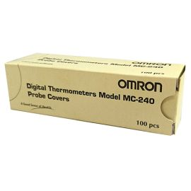 PROBE COVER THERMOMETER OMRON [100] product photo
