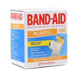BANDAID STRIPS [100]  product photo