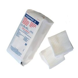 GAUZE SWABS 5x5cm TOPPER 8 NST product photo