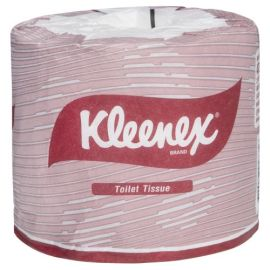 TISSUE TOILET ROLL 2ply 400 DELUXE (48 rolls) product photo