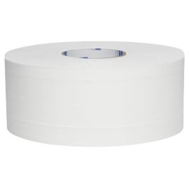 TISSUE TOILET JUMBO ROLL 2PLY 300mtr (6) product photo