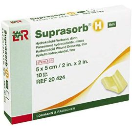 SUPRASORB H THIN 5x5cm (10) product photo
