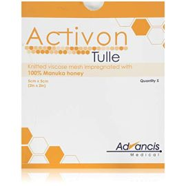 ACTIVON HONEY 5x5cm TULLE product photo