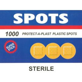 PROTECTAPLAST SPOTS PLASTIC 22mm (1000) product photo