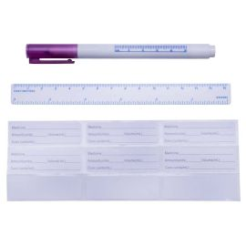MARKER SKIN SURGICAL + RULER REG TIP ST (25) product photo