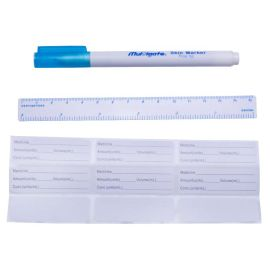 MARKER SKIN SURGICAL + RULER FINE TIP ST (25) product photo