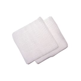 GAUZE SWABS 7.5x7.5cm WHITE 2's ST (500) product photo