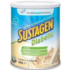 SUSTAGEN DIABETIC VANILLA 400g (12) product photo