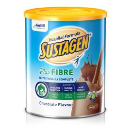 SUSTAGEN ACTIVE CHOC PLUS FIBRE 840g product photo