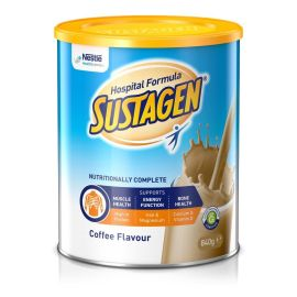 SUSTAGEN HOSP FORMULA ACTIVE COFFEE 840g product photo