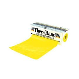 THERABAND 5mtr YELLOW product photo