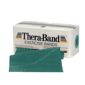THERABAND 5mtr GREEN product photo