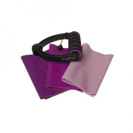 LATEX EXERCISE BAND HEAVY SHORT 1200mm product photo