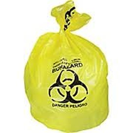 BAG WASTE BIOHAZARD 1010x305mm product photo