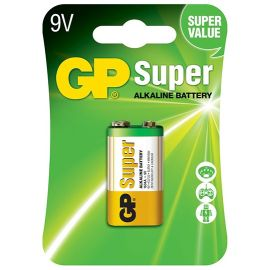 BATTERY 9V ALKALINE product photo