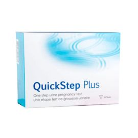 PREG TEST QUICKSTEP (20) product photo