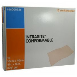 INTRASITE GEL CONFORMABL E 10x40cm (10) product photo
