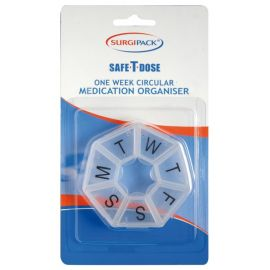 Circular Medication Organiser product photo